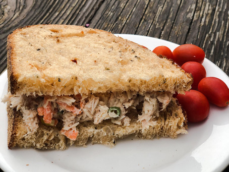 5 Simple Canned Tuna Recipes For Work or a Picnic