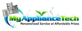 MyApplianceTech Logo- Appliane repair service company