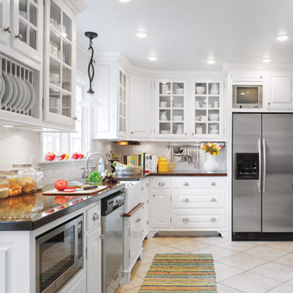Low-Budget-Kitchen-Remodel-Paint-Cabinet