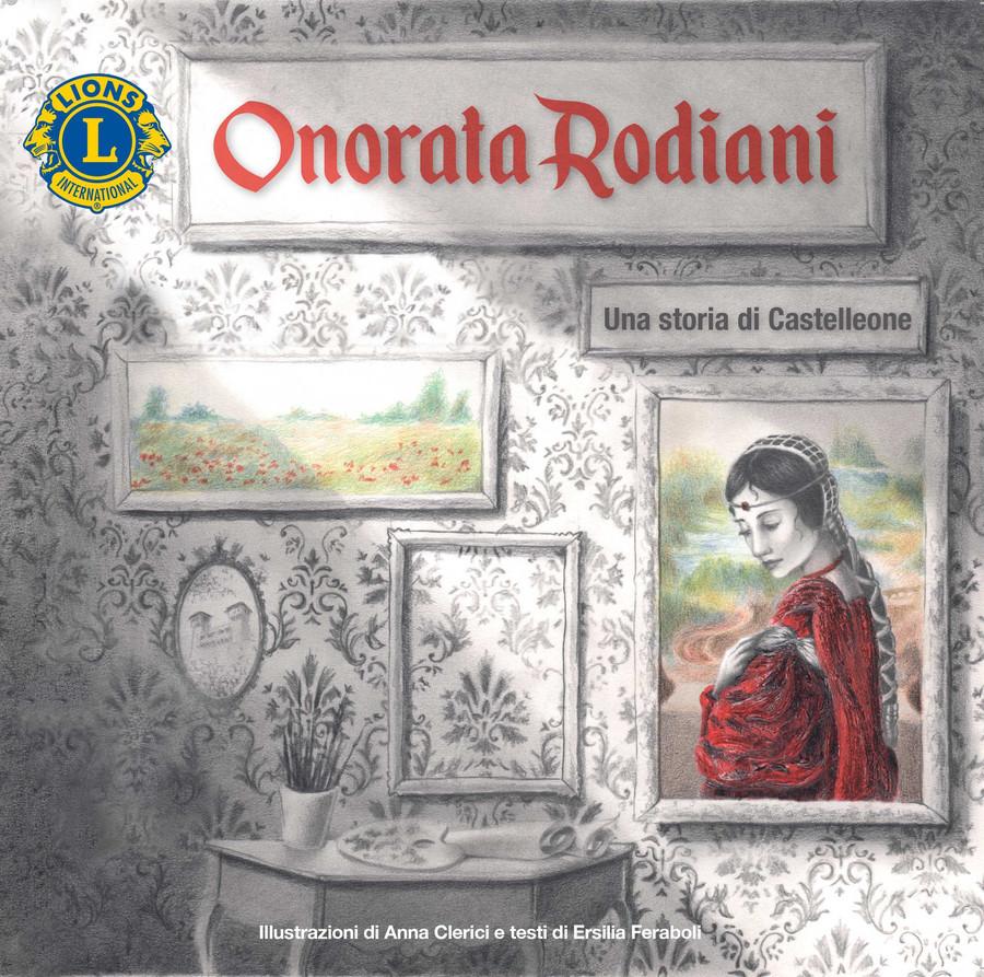 ONORATA RODIANI-Copertina