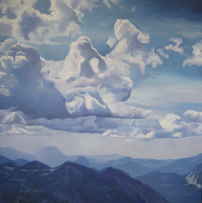 Clouds over Halstatt