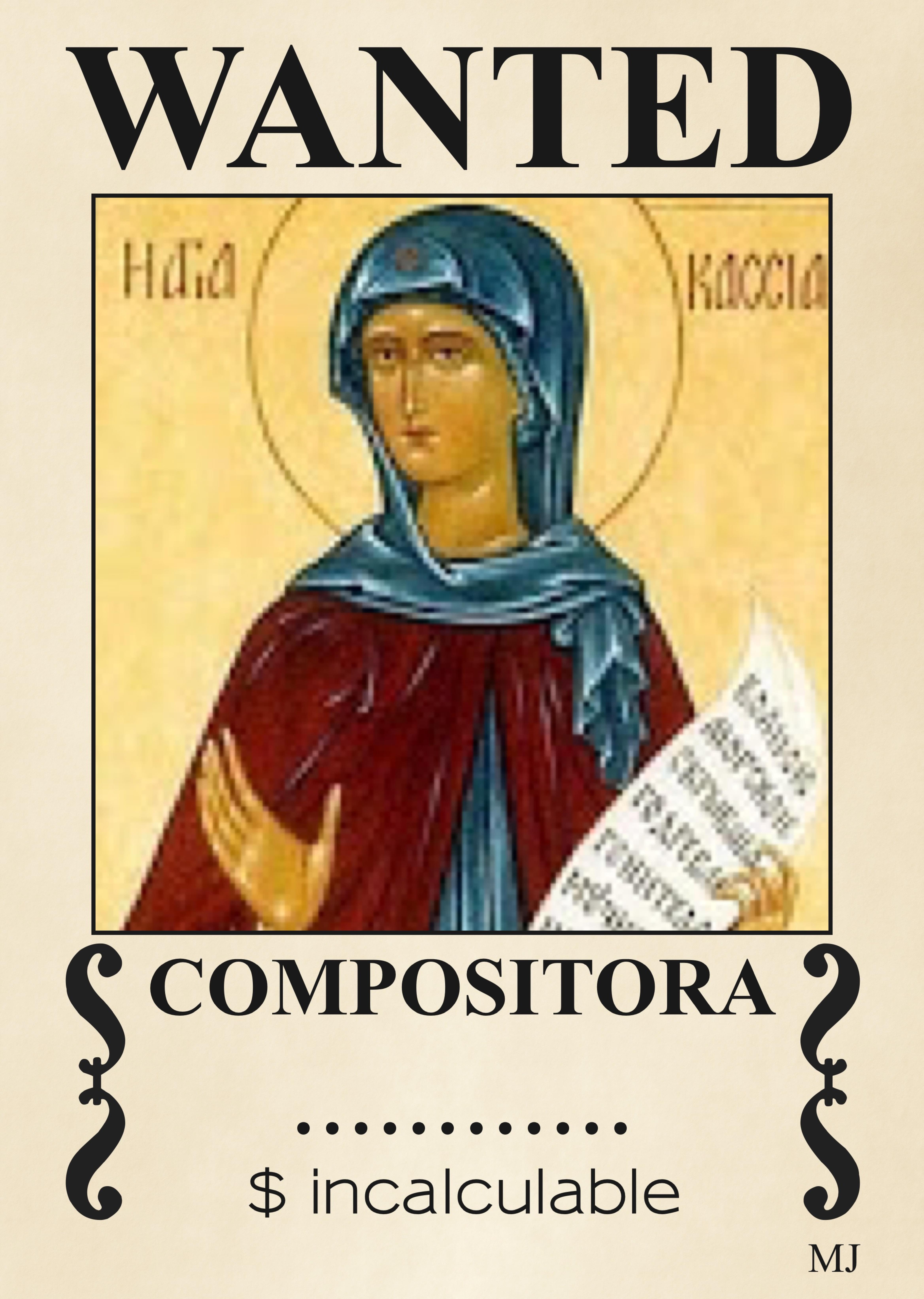 01 Kassia de Constantinopla