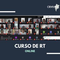 CURSO RT MAIO