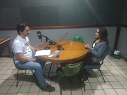 Entrevista Rádio Universidade