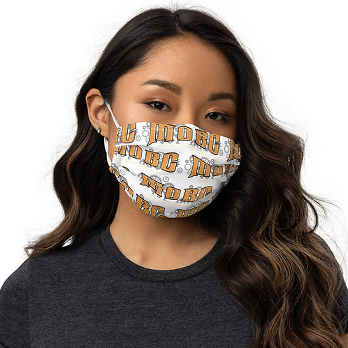 Face Cover - MOBC White