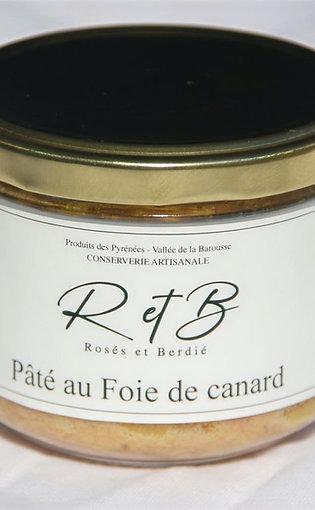 Paté au Foie de canard (180gr)