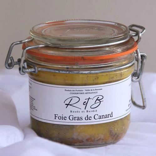 Foie gras de canard entier (180gr)