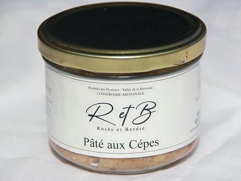 Paté aux Cépes (180gr)