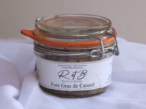 Foie gras de canard entier (120gr)