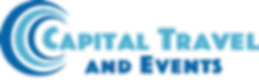 Capital Travel and Events Logo