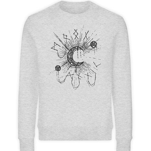 WICCA - MOON MAGIC  - Unisex Organic Sweatshirt
