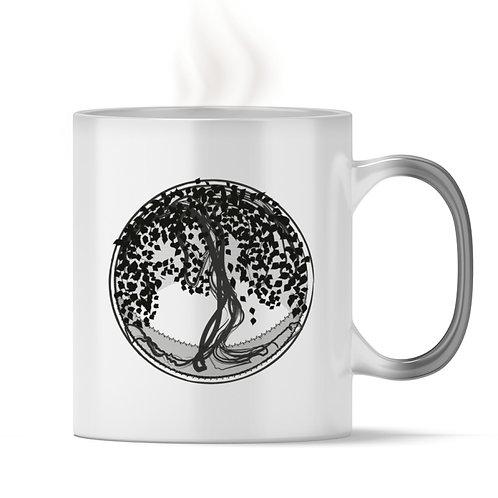 Yggdrasil - Der Weltenbaum  - Magic - Tasse