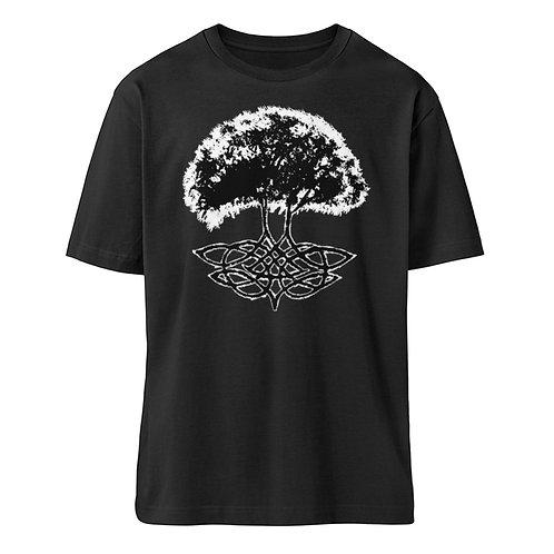 Yggdrasil - Die Weltenesche  - Organic Oversized Shirt ST/ST