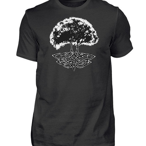 Yggdrasil - Die Weltenesche  - Herren Shirt