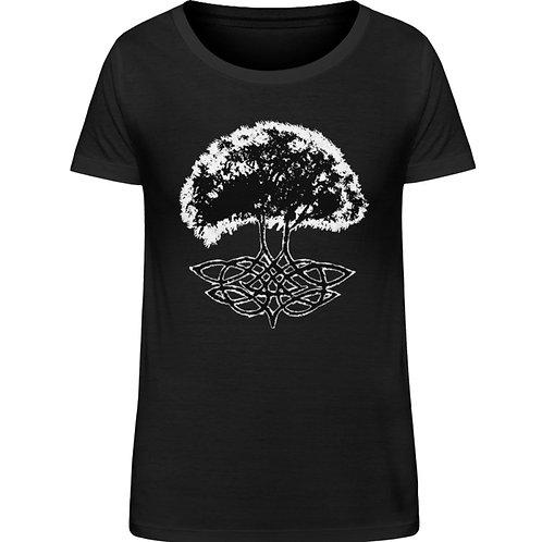 Yggdrasil - Die Weltenesche  - Damen Organic Shirt