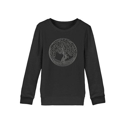 Yggdrasil - Der Weltenbaum  - Organic Kinder Sweatshirt ST/ST