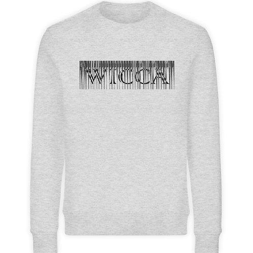 Wicca Slogan für alle Hexen und Magieliebhaber  - Unisex Organic Sweatshirt