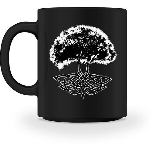 Yggdrasil - Die Weltenesche  - Tasse