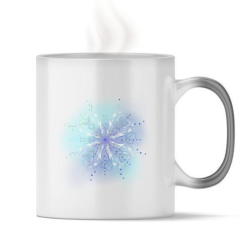 zauberhaftes Fairytail Mandala  - Magic - Tasse