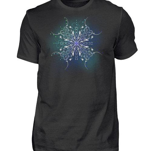 zauberhaftes Fairytail Mandala  - Herren Shirt