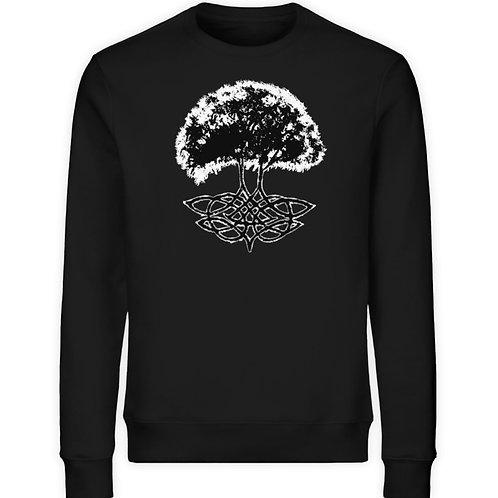 Yggdrasil - Die Weltenesche  - Unisex Organic Sweatshirt