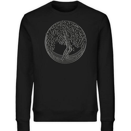 Yggdrasil - Der Weltenbaum  - Unisex Organic Sweatshirt