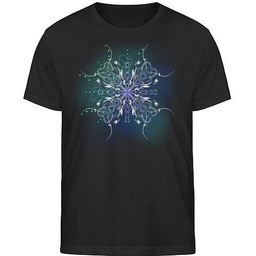 zauberhaftes Fairytail Mandala  - Herren Organic Shirt