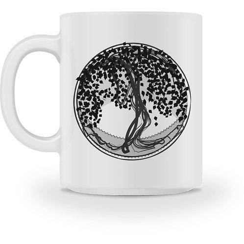 Yggdrasil - Der Weltenbaum  - Tasse