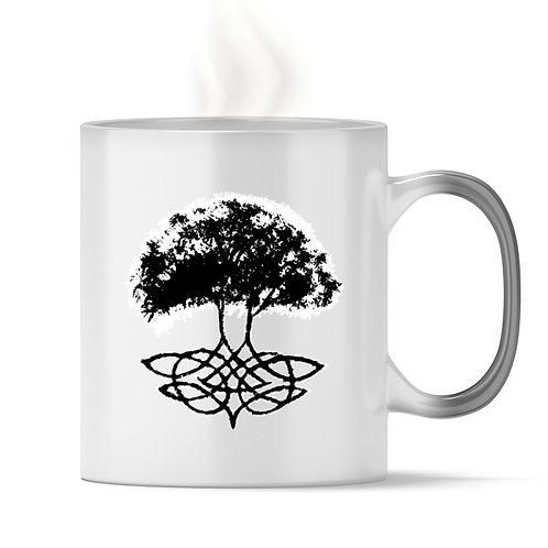 Yggdrasil - Die Weltenesche  - Magic - Tasse