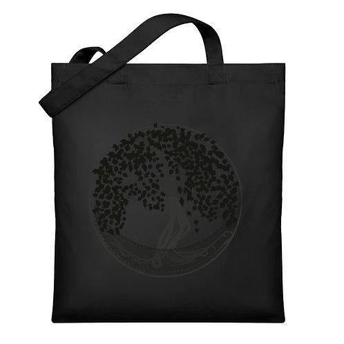 Yggdrasil - Der Weltenbaum  - Organic Jutebeutel