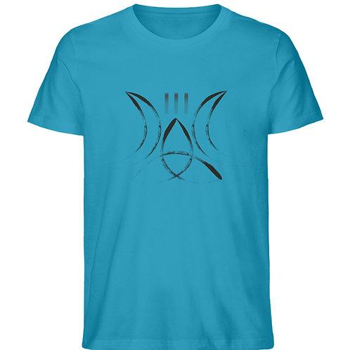 Wicca, Hexen und Magie  - Herren Premium Organic Shirt
