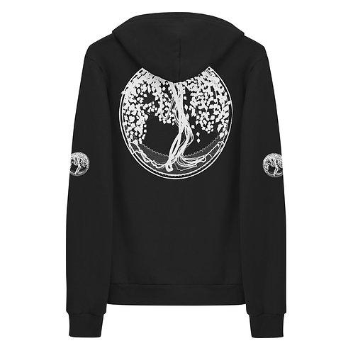 Hochwertiger Hoodie/ Sweater mit Yggdrasil Druck