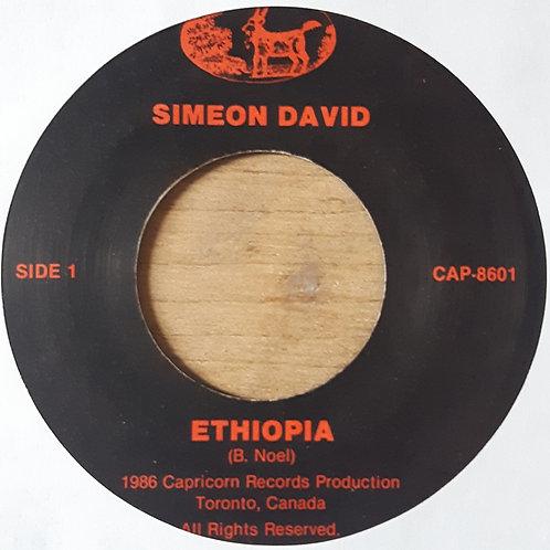 Simeon David -- Ethiopia
