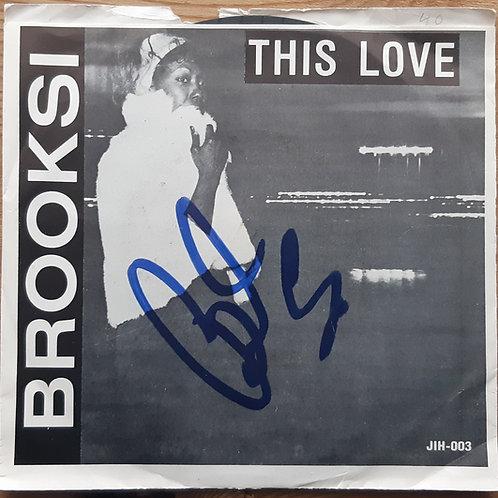 Brooksi - This Love