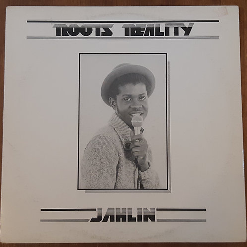 Jahlin Pitter -Roots Reality b/w Version