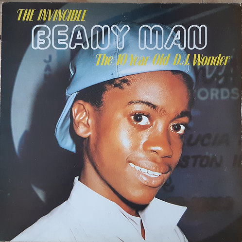 The Invincible Beany Man-10 Year Old Dj Wonder