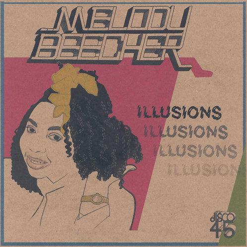 "Melody Beecher - Illusions 12"""
