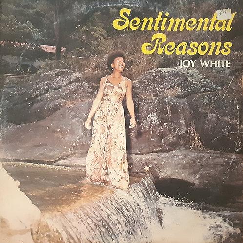 Joy White- Sentimental Reasons