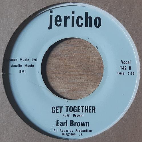 Earl Brown -Get Together