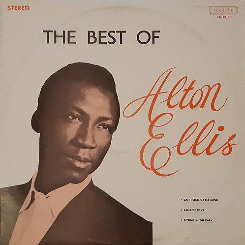 Alton Ellis -The Best Of Alton Ellis