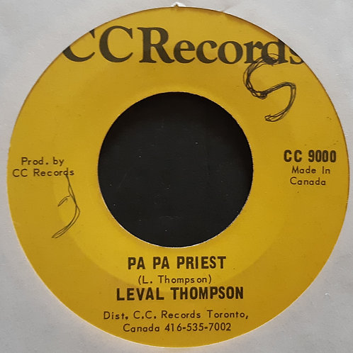 Linval Thompson - Pa Pa Priest