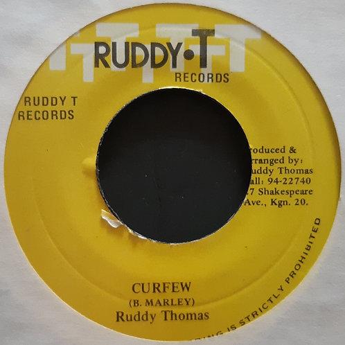 Ruddy Thomas - Curfew