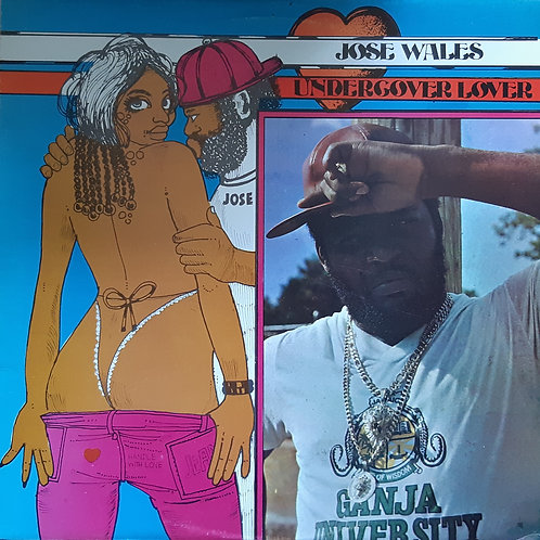 Josey Wales- Under Cover Lover