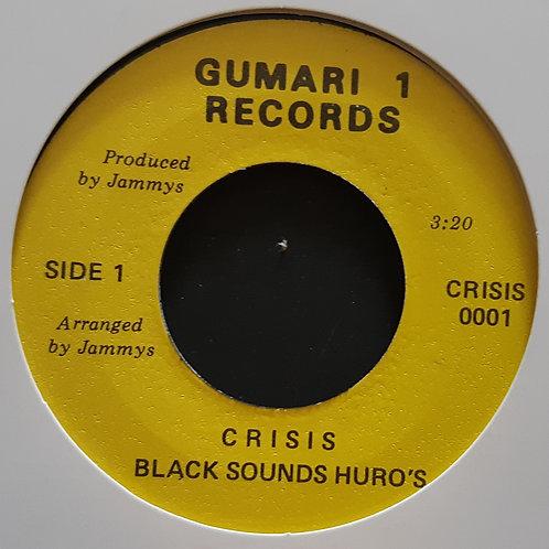 Black Sounds Huro's -Crisis