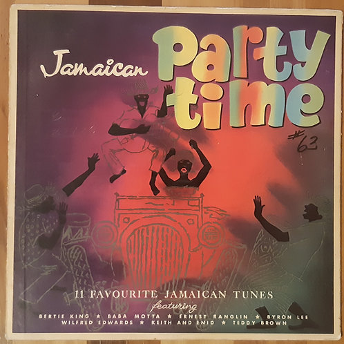 VA-Jamaican Party Time