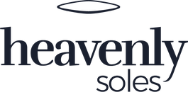 Heavenly Soles logo