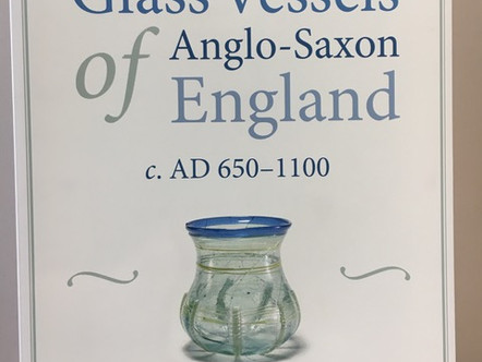 A New Book on Anglo-Saxon Vessel Glass