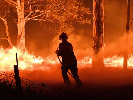 Australian Wildfires: the climate war has begun