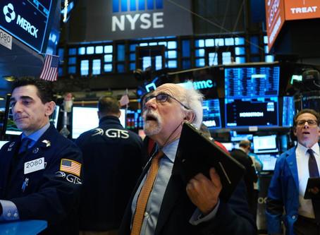 Global pandemic, financial firestorm, political chaos