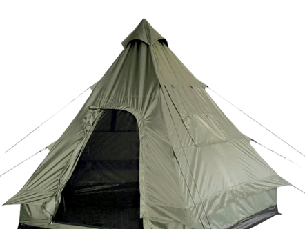 Now is the summer of our discounted tent...